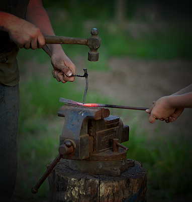BLACKSMITHING 015 blog