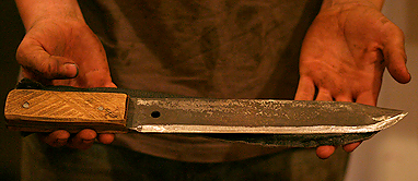 BLACKSMITHING 009 blog